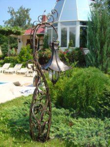 Кованые фонари, фото№12