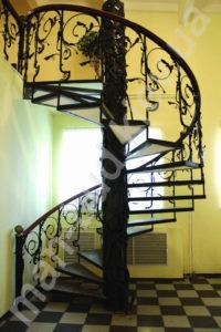 Винтовые лестницы фото №1