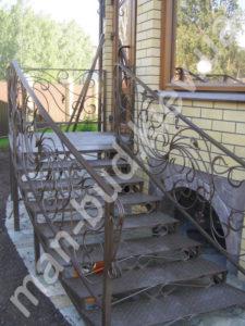 Винтовые лестницы фото №18