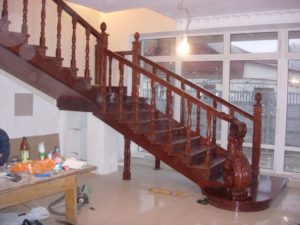 Резные лестницы, фото №9