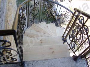 Винтовые лестницы фото №13