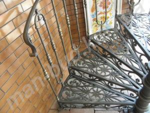 Винтовые лестницы фото №15
