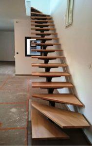 Металлические лестницы фото №10