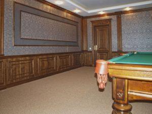 Бильярдная комната №3