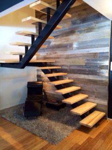 Металлические лестницы фото №6