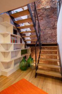 Металлические лестницы фото №5