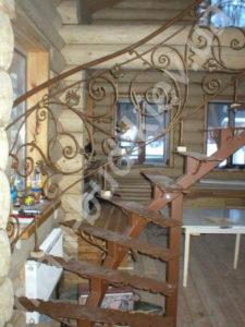 Винтовые лестницы фото №2