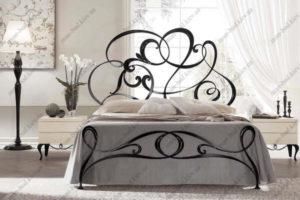 Кованая кровать №16