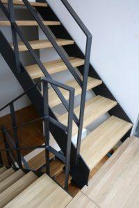 Металлические лестницы фото №4