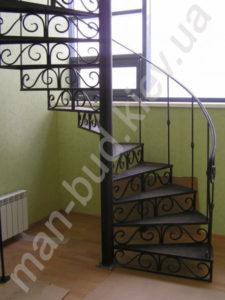 Винтовые лестницы фото №3