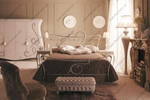 Кованая кровать №29