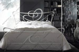 Кованая кровать №30