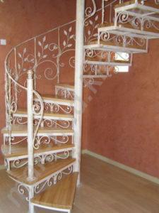 Винтовые лестницы фото №4