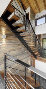 Металлические лестницы фото №2
