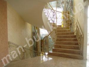 Винтовые лестницы фото №7