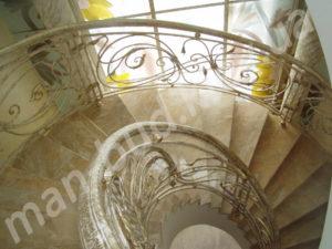 Винтовые лестницы фото №8