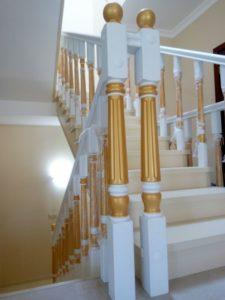 Резные лестницы, фото №4