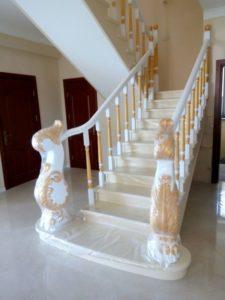 Резные лестницы, фото №1