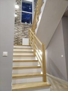 Деревянные лестницы, фото №5