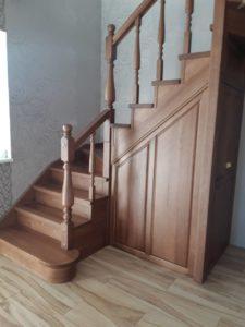 Лестница шкаф, фото №1