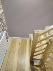 Лестница в квартире, фото №11