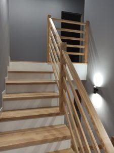 Лестница в квартире, фото №12