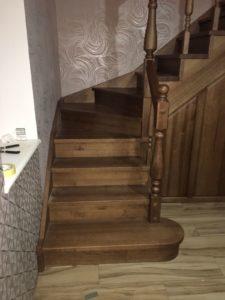 Лестница в квартире, фото №13