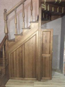 Лестница в квартире, фото №14