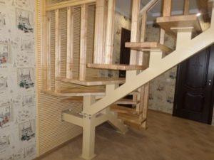 Лестница в квартире, фото №17