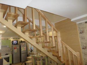 Лестница в квартире, фото №19