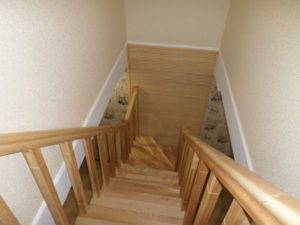 Лестница в квартире, фото №20