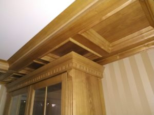 Кессонный потолок A3