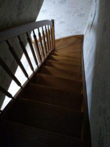 Лестница в квартире, фото №3