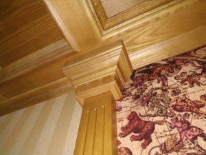 Кессонный потолок A4
