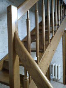 Лестница в квартире, фото №4