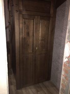 Лестница шкаф, фото №4