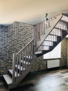 Лестница в квартире, фото №5