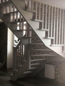 Лестница в квартире, фото №6