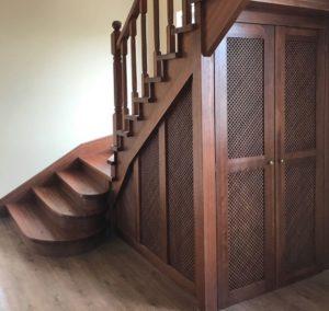 Лестница шкаф, фото №6