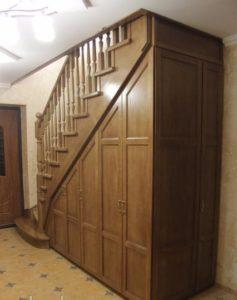 Лестница шкаф, фото №7