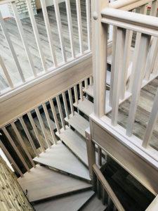 Лестница в квартире, фото №7