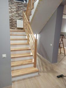 Лестница в квартире, фото №9