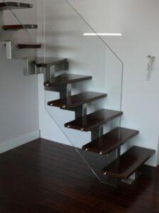 Лестница на ломаном косоуре, фото №4