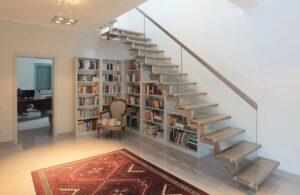 Лестница на ломаном косоуре, фото №5