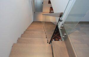 Лестница на ломаном косоуре, фото №6
