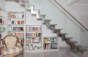 Лестница на ломаном косоуре, фото №8