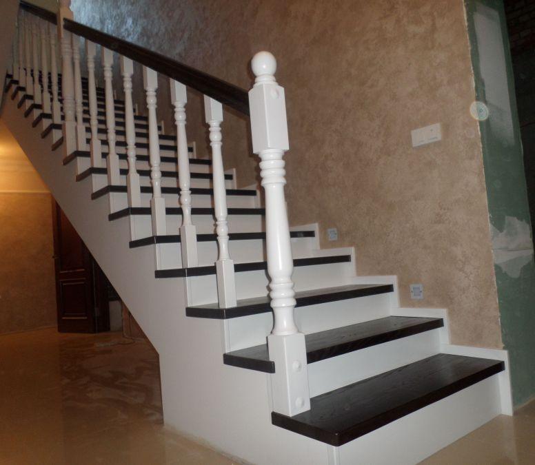 Деревянные ступени для лестницы «Премиум» с установкой
